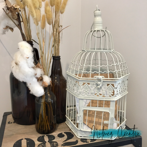 **FREE HIRE**<br>Bird Cage Wishing Well<br>Free Hire with any other sign hire<br>